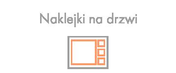 Naklejki na drzwi - pomoc dydaktyczna